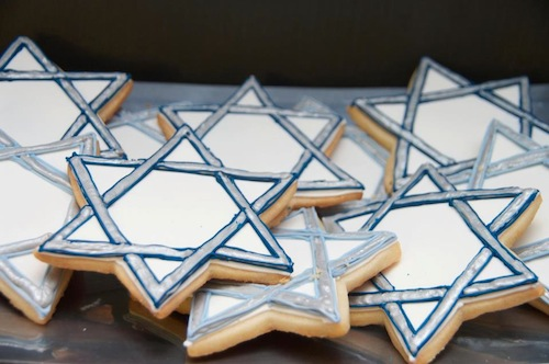 star-of-david-cookies