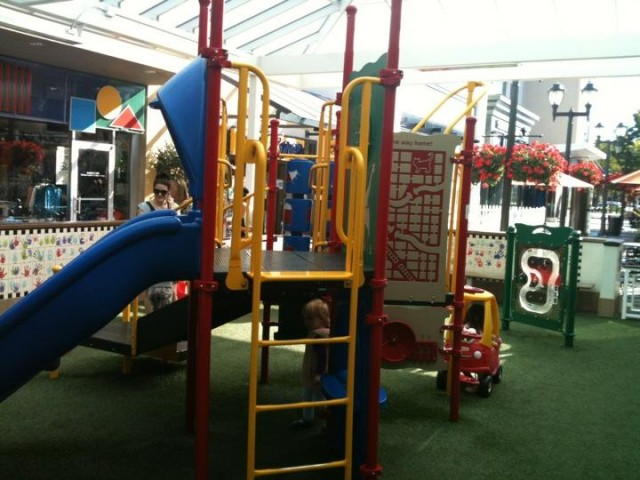 U Village Play Area