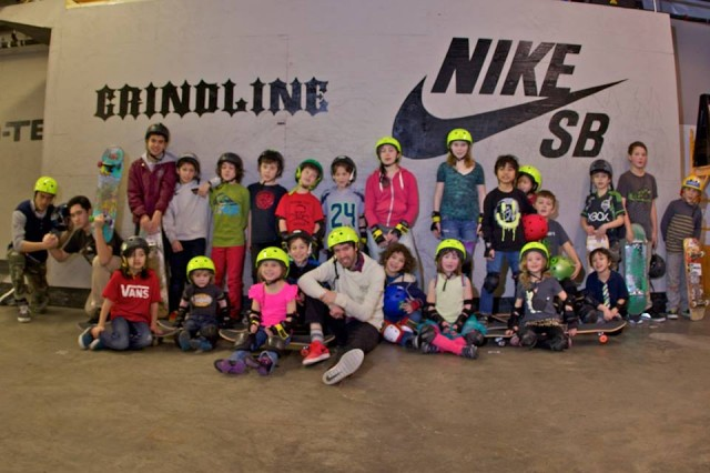 all together skate park