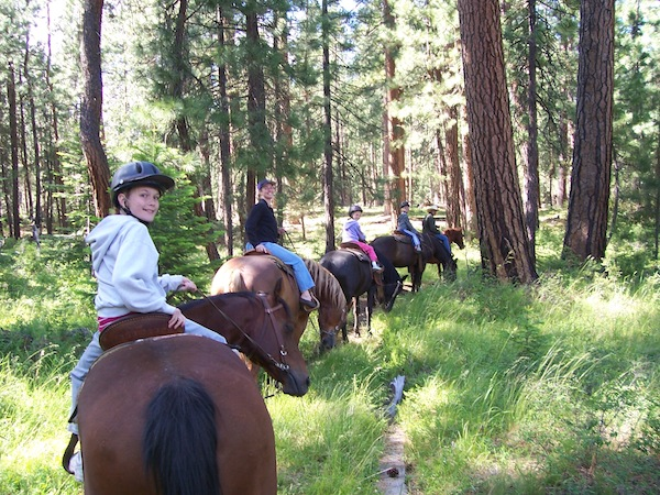 bbr horse back riding
