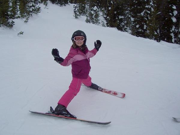 bbr ski girl