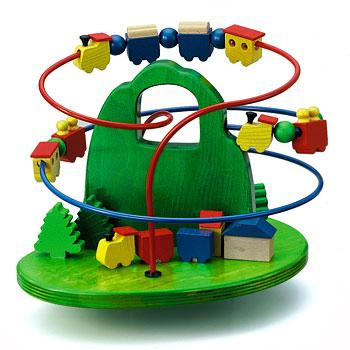 bead-coaster-trains