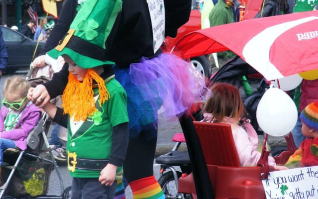 Bellingham St. Patrick's Day Parade