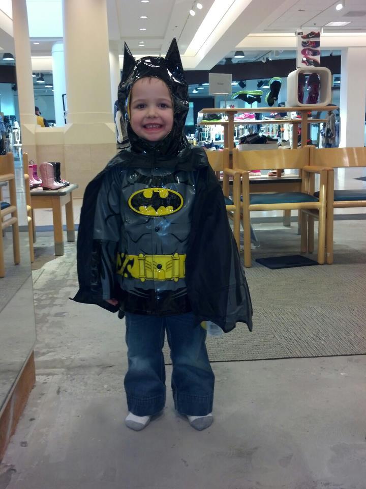 Blake Moy Batman