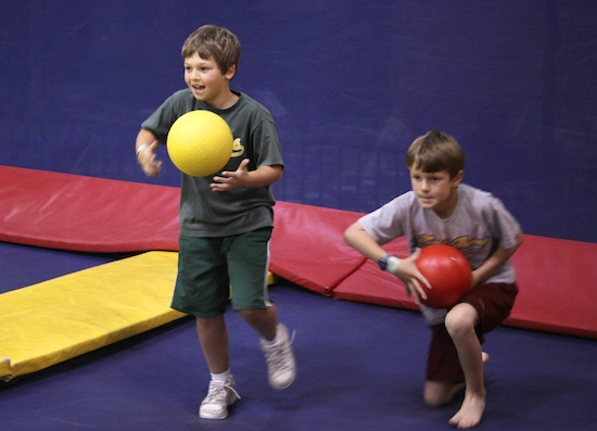 BoysDodgeball