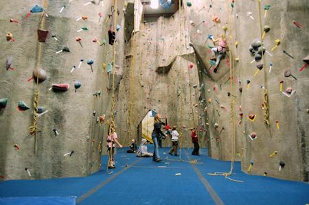 climb rock