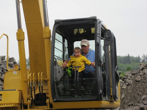 dozer days james 1