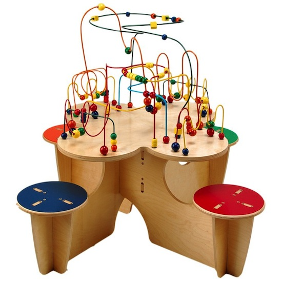 fleur-rollercoaster-table-with-stools-attached-1-large