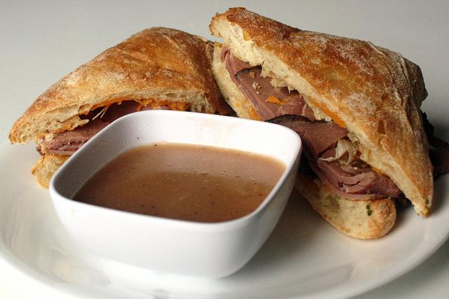 french-dip-sandwich
