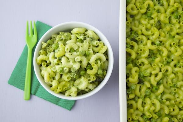 green-mac-n-cheese