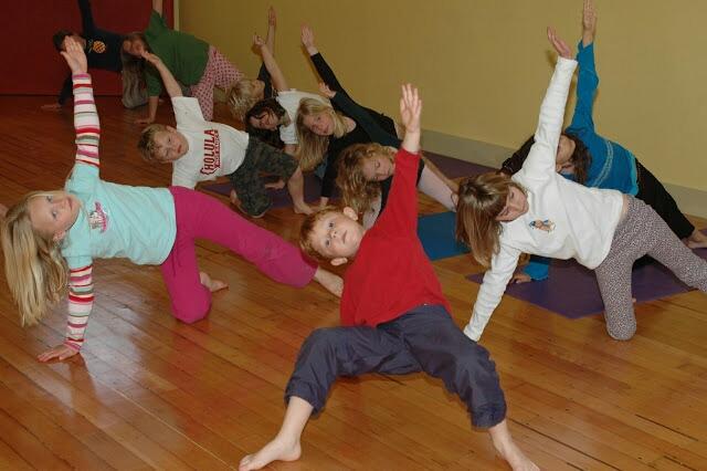 Yoga Kids Party