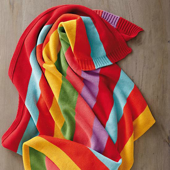 NATIONAL-Rainbow-Photos-Blanket-Land-of-Nod