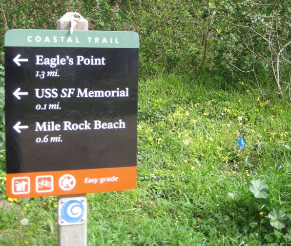 Shipwreck Walk Trail Sign_SF
