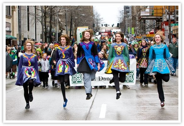 St. Patrick's Day Parade 2 - Seattle