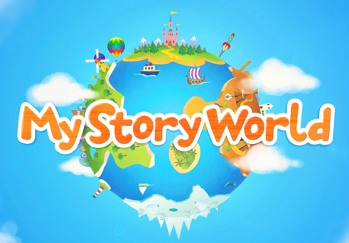 My_Story_World_Logo