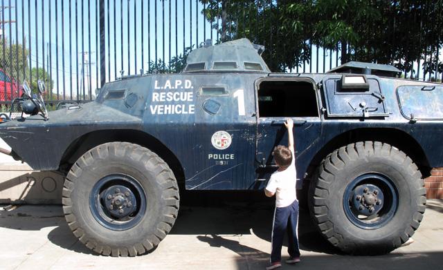 police-museum-rescue