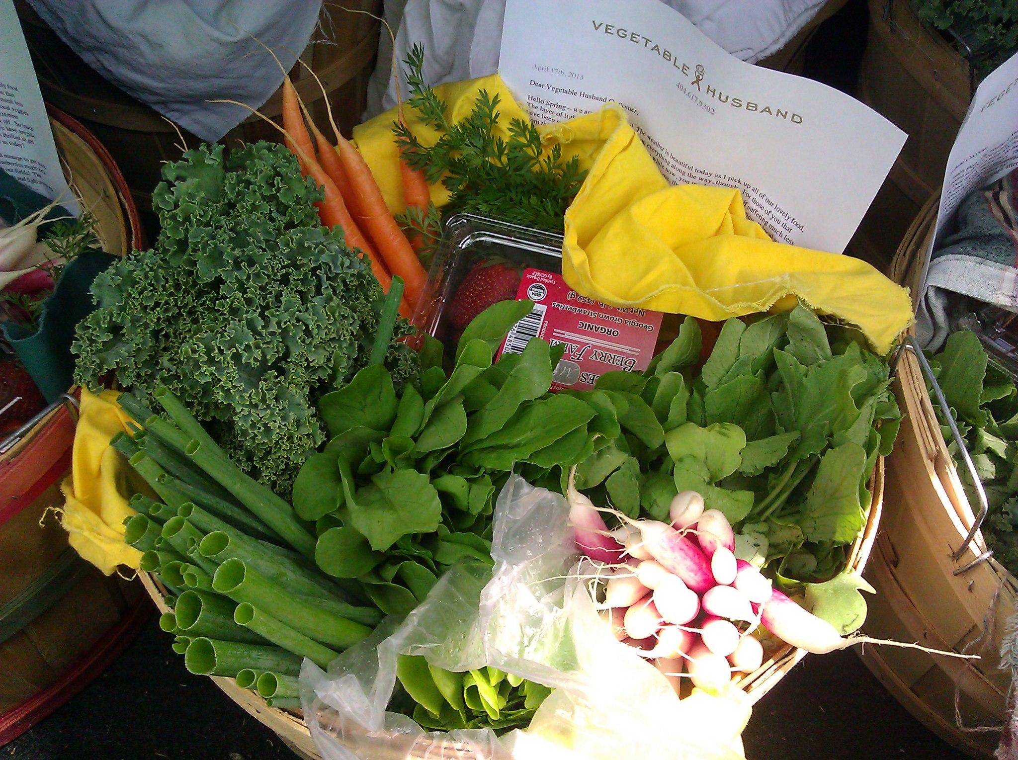 Vegetable-Husband