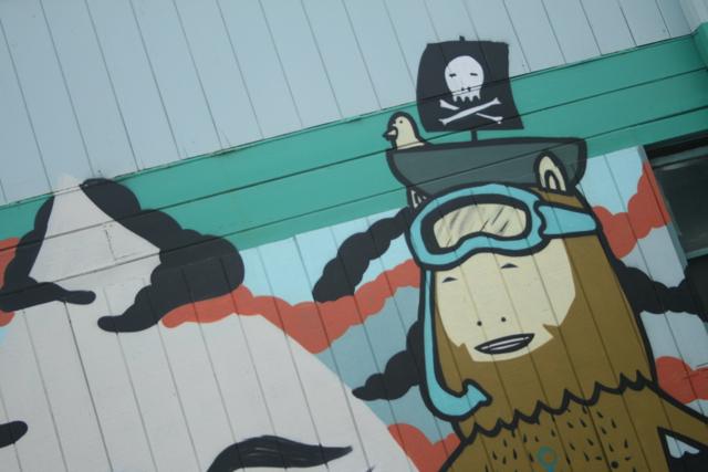 Aqua-Mural