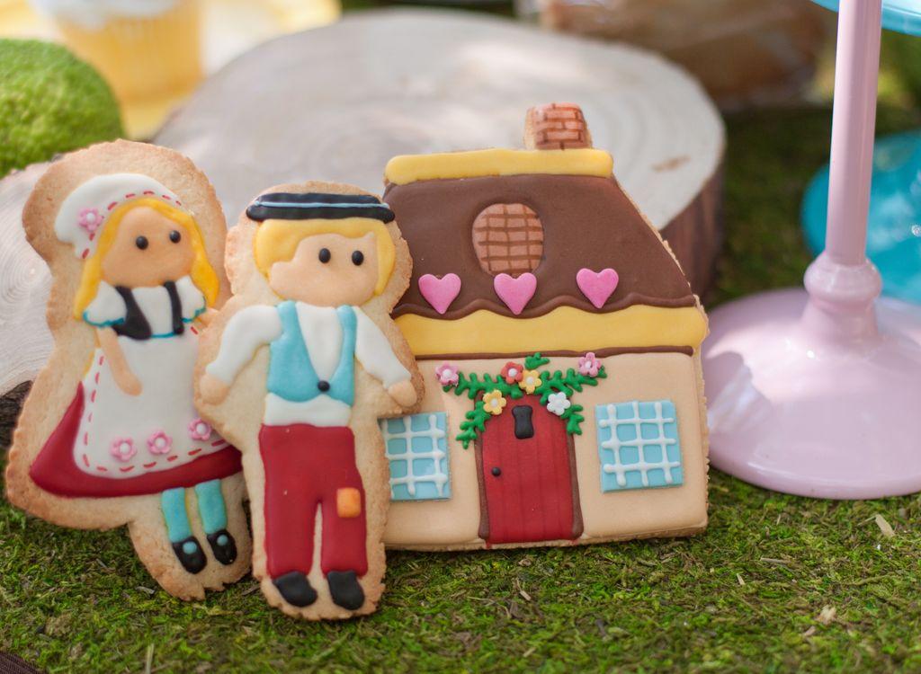 Hansel and Gretel Cookies
