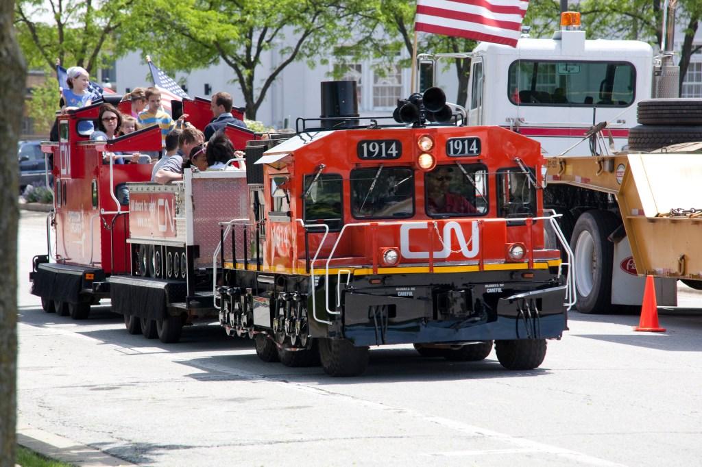 homewood-railroad-days