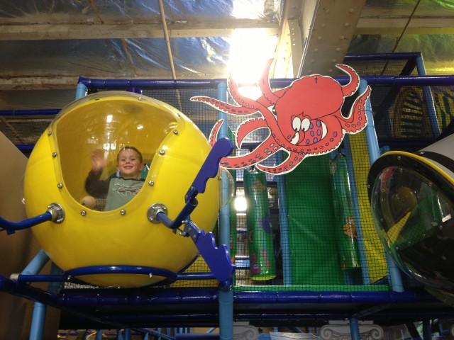PlayDateSEA submarine crab