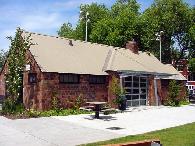 Madrona Shelterhouse Seattle