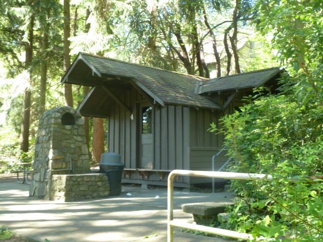 Camp Long Cabin 4 Seattle