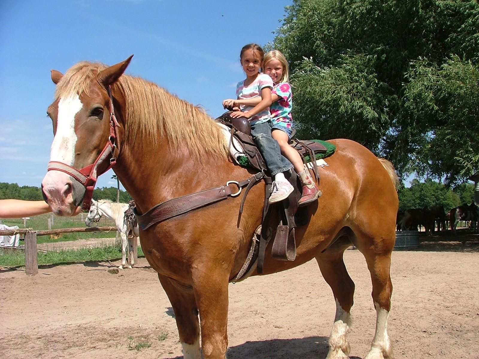 Saddle Up 4 Horseback Riding Hot Spots