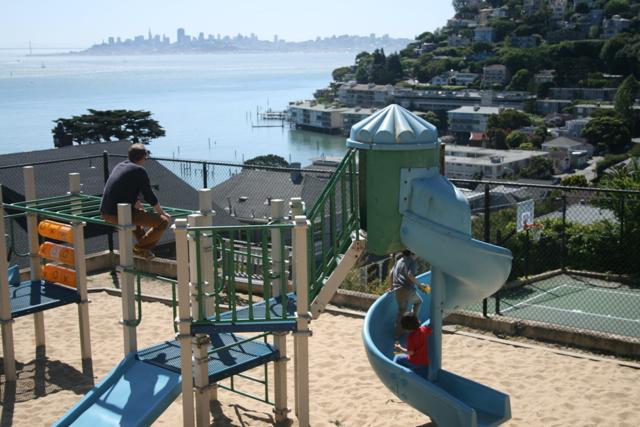 Sausalito-Playground-View