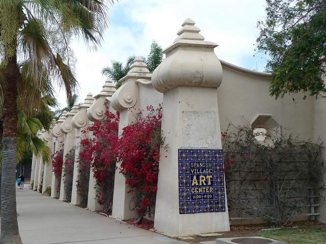 spanish-village-art-center