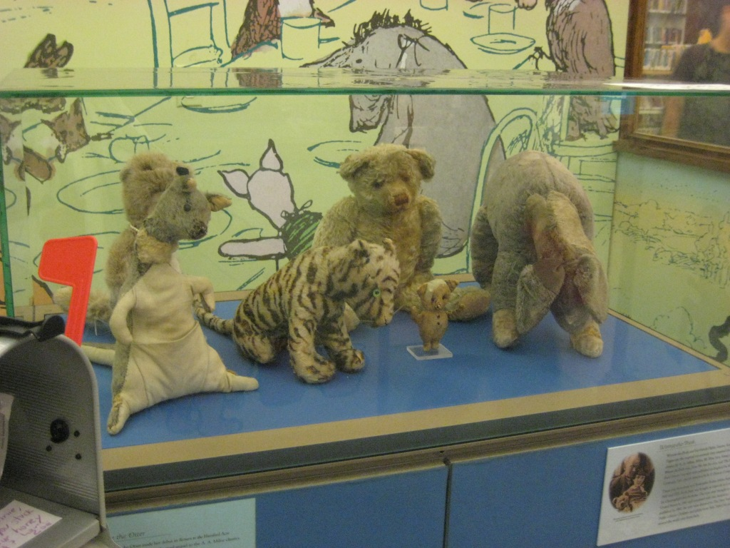 Winnie-the-Pooh-at-New-York-Public-Library