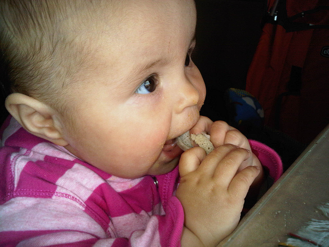 baby injera