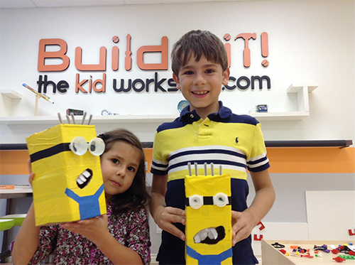 BUILD-IT WORKSHOP -No. 11