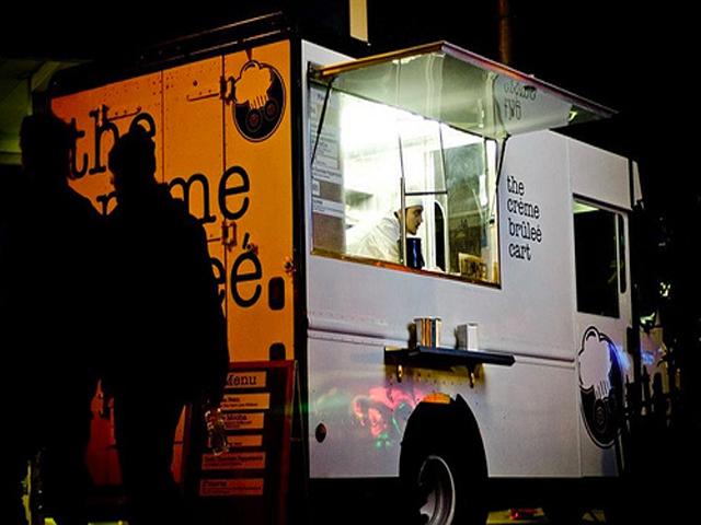 Creme Brulee Truck