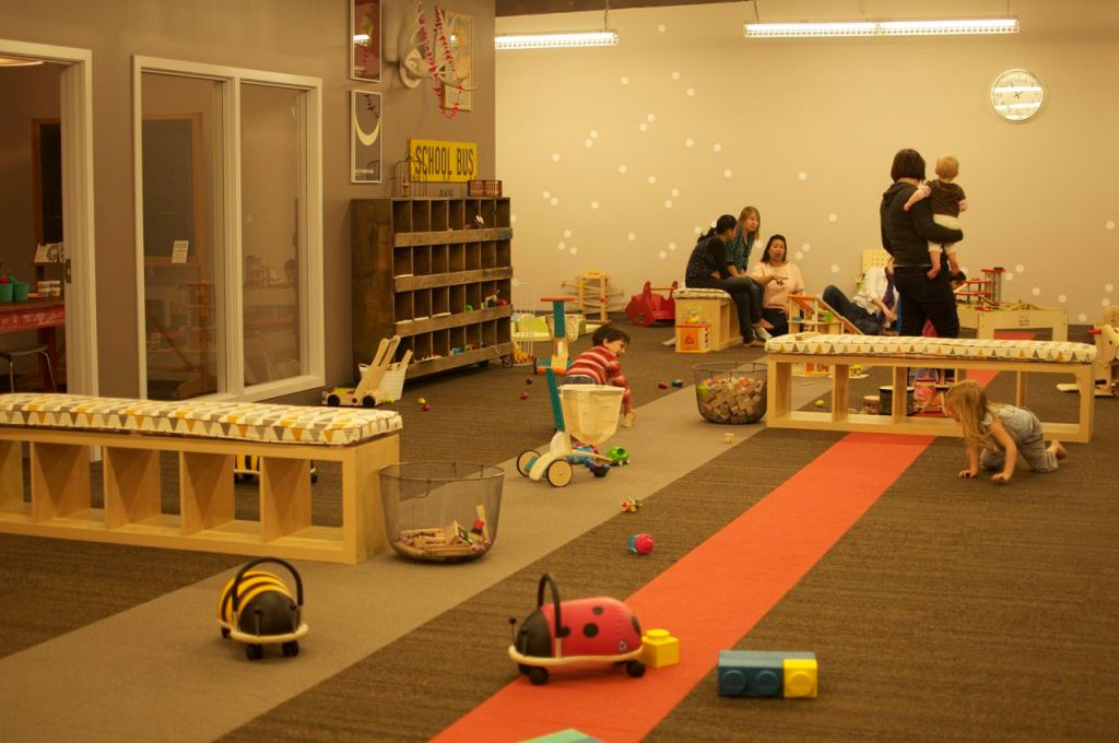 Romp Play Room