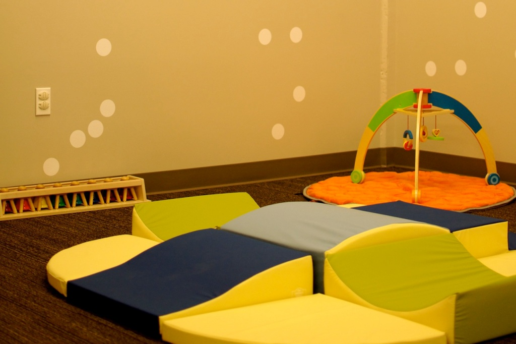 Toddler Area at Romp