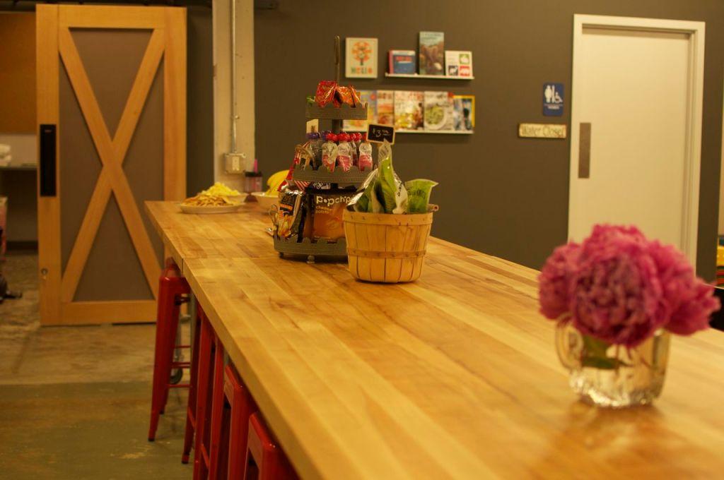 Kitchen at Romp