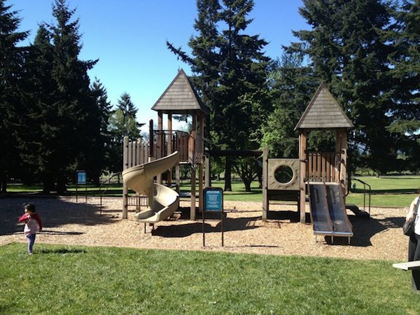 ft vancouver playground