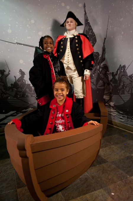 Sail Across the Delaware with GW