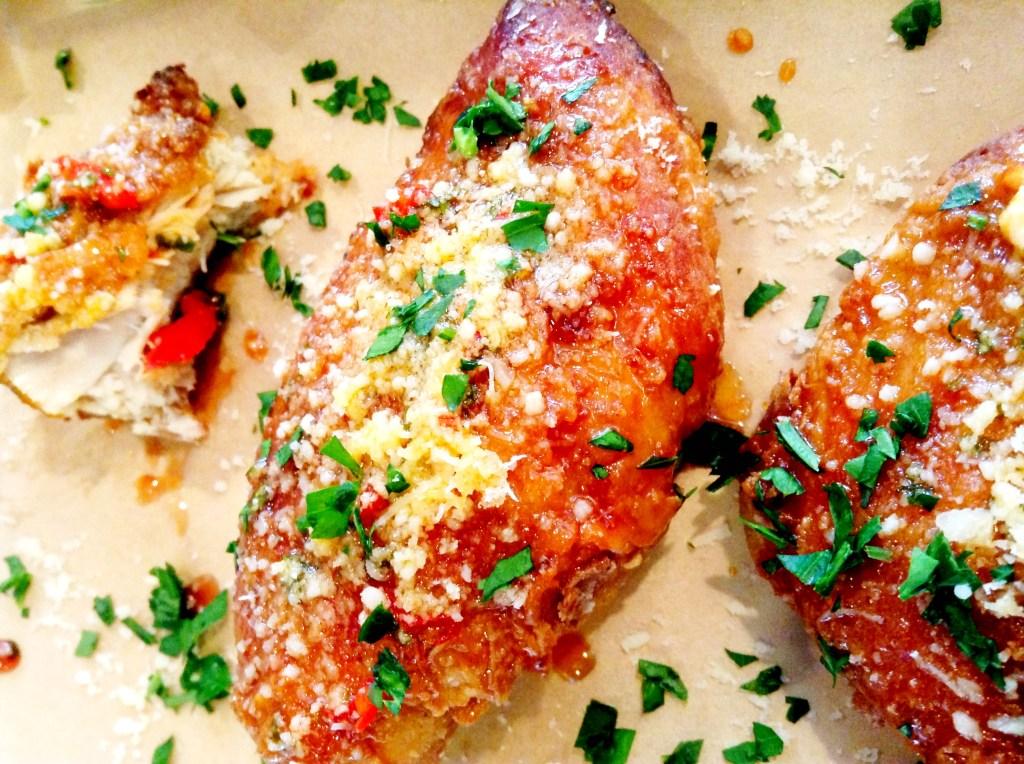 superba fried chicken