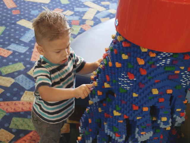 Legoland miniatures