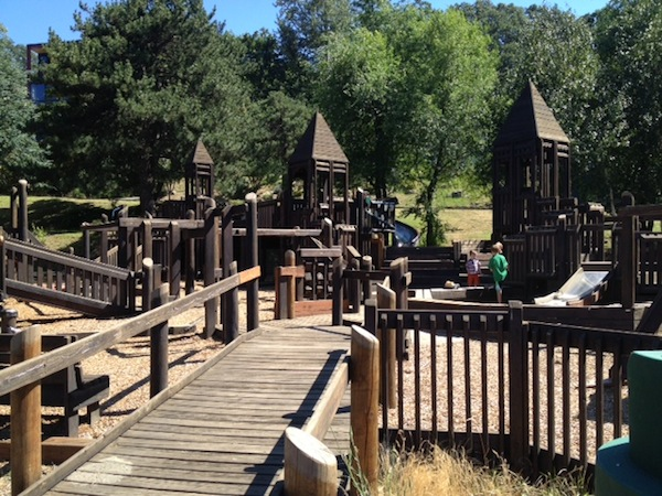 childrens park hood river