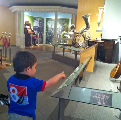 MUSEUM OF MAKING MUSIC -2