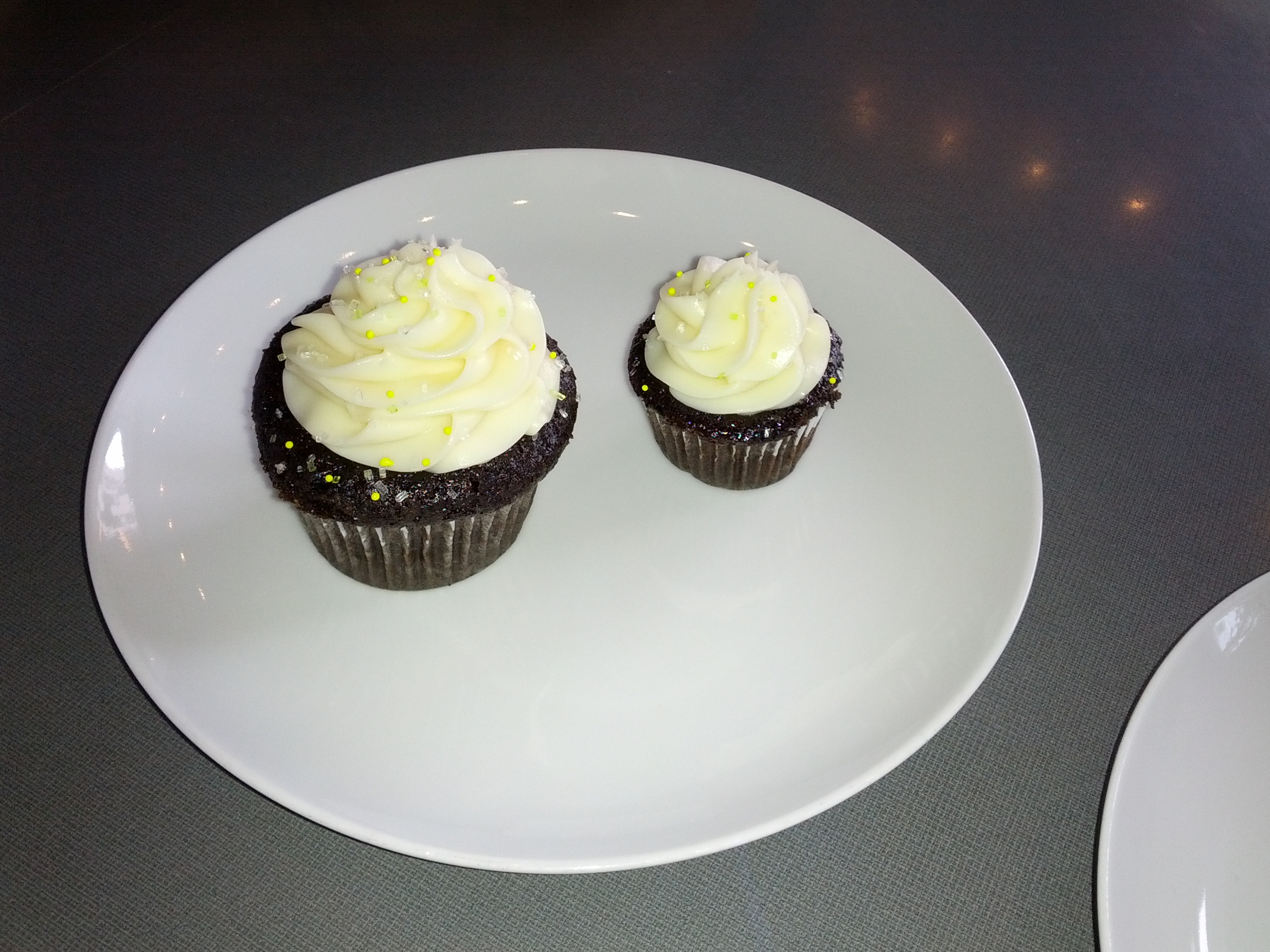 st cupcake