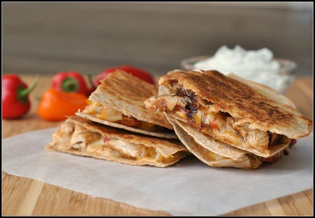 veggie-quesadilla