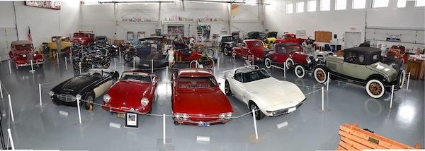 vintage cars MIke Bade