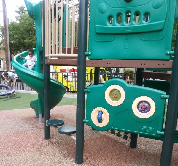 The Hangout: Hunter Miller Playground