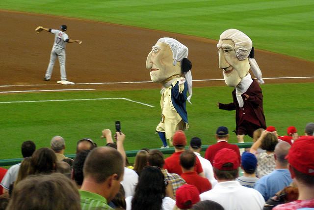 president-baseball