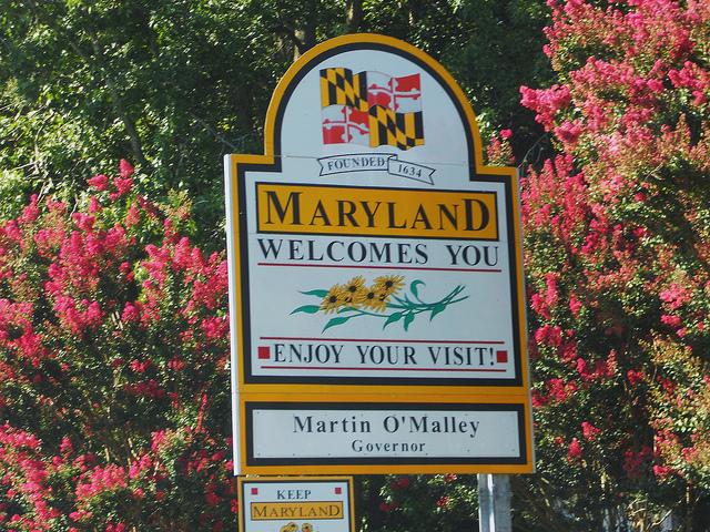 maryland-sign