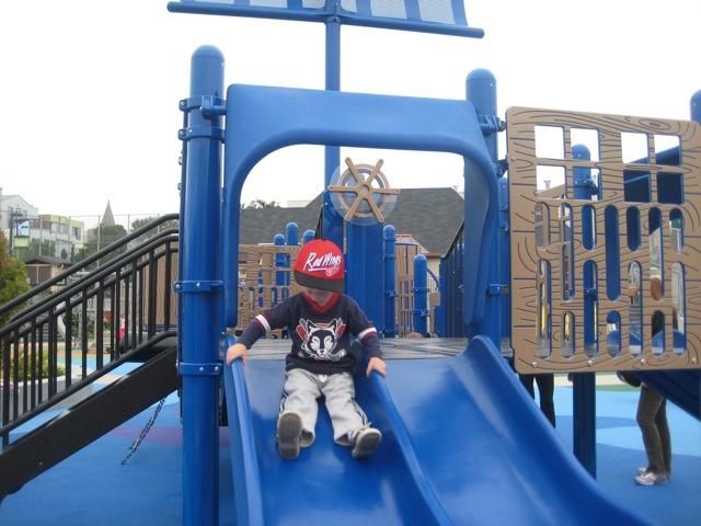 Cabrillo_Playground Slide